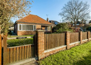 Thumbnail 2 bed detached bungalow for sale in The Walks East, Huntingdon