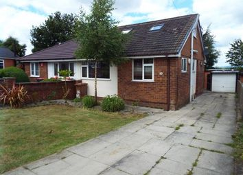 Thumbnail 4 bed bungalow for sale in Belmont Avenue, Clifton, Swinton, Manchester