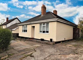 Thumbnail 3 bed detached bungalow for sale in Walhouse Street, Cannock