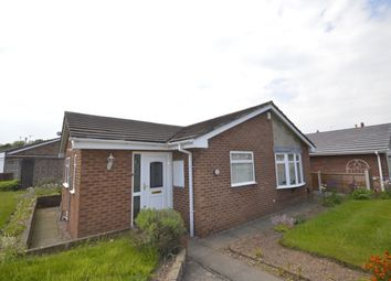 Thumbnail 3 bed bungalow for sale in Chelmorton Drive, Stoke-On-Trent