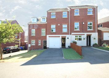 Thumbnail 4 bed town house for sale in Beech Tree Grove, Heron Cross, Stoke-On-Trent
