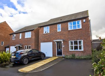 Thumbnail 4 bedroom detached house for sale in Hewett Street, Warsop Vale, Mansfield