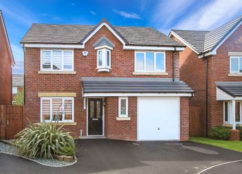 Thumbnail 4 bed detached house for sale in Stamford Place, Blackpool
