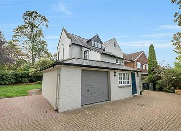 Thumbnail 3 bed detached house for sale in Weydown Lane, Guildford, Surrey