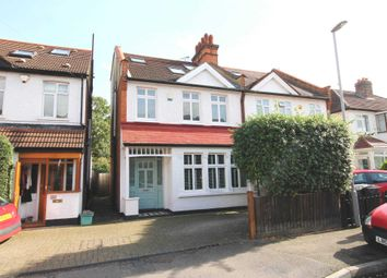 Thumbnail 5 bed semi-detached house for sale in Cleveland Road, New Malden