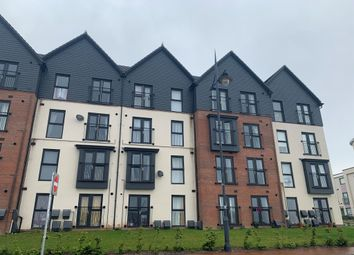 Thumbnail 1 bed flat for sale in Cei Tir Y Castell, Barry Water Front, Barry