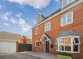 Thumbnail 5 bed detached house for sale in Whisperwood Way, Hull, East Yorkshire