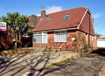 Thumbnail 3 bed semi-detached bungalow for sale in Greatham Road, Worthing, West Sussex