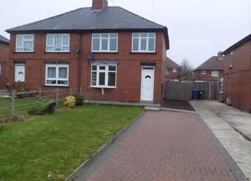 Thumbnail 3 bed semi-detached house to rent in Worsbrough Road, Birdwell, Barnsley