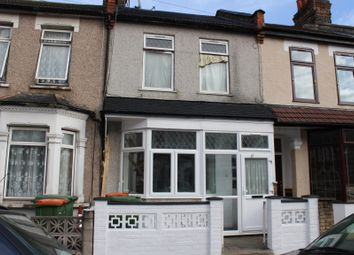 Thumbnail 3 bed terraced house for sale in Mafeking Avenue, East Ham