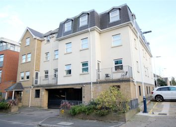 Thumbnail 2 bed flat for sale in Fox Court, Fox Lane North, Chertsey, Surrey