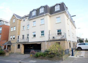 Thumbnail 2 bed flat to rent in Fox Court, Fox Lane North, Chertsey, Surrey