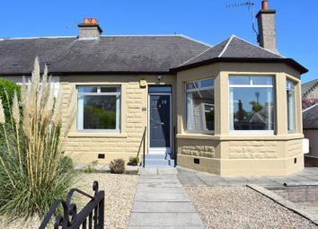 Thumbnail 2 bed semi-detached bungalow for sale in 3 Marionville Avenue, Meadowbank