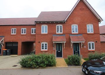 Thumbnail 2 bed terraced house to rent in Hilda Close, Great Denham, Bedford