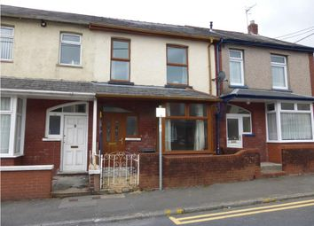 Thumbnail 3 bed terraced house to rent in Rugby Road, Resolven, Neath