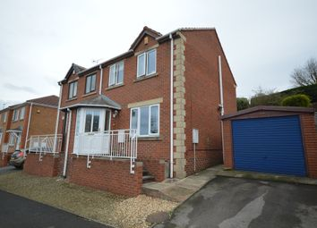 Thumbnail 3 bed semi-detached house for sale in Hollin Drive, Durkar, Wakefield