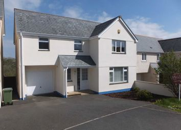 Thumbnail 4 bed detached house for sale in St. Andrews Close, Sutcombe, Holsworthy