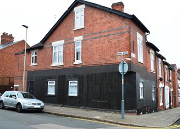 Thumbnail 2 bed flat for sale in Mere Road, Leicester