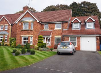 Thumbnail 4 bed detached house for sale in Rookery Drive, Liverpool