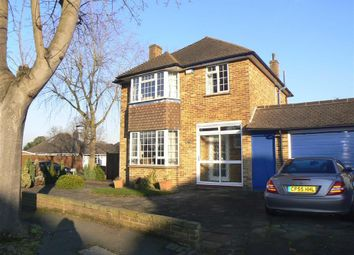 Thumbnail 3 bed detached house for sale in Cheyne Close, Bromley