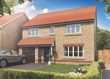 Thumbnail 4 bedroom detached house for sale in Station Road, Ansford