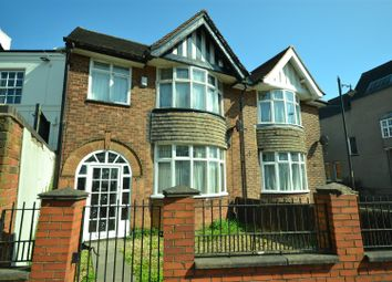 Thumbnail 4 bedroom semi-detached house for sale in London Road, Leicester
