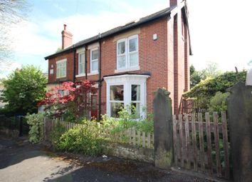 Thumbnail 4 bedroom semi-detached house for sale in Stanley Road, Sheffield