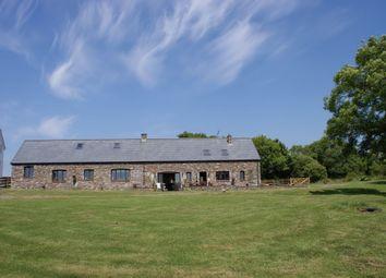 Thumbnail 3 bed barn conversion for sale in Llan-Elen, Welsh Moor, Swansea