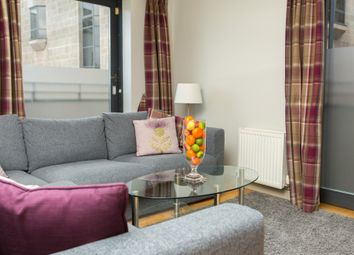 Thumbnail 2 bed flat to rent in Old Fishmarket Close, 190 High Street, Edinburgh
