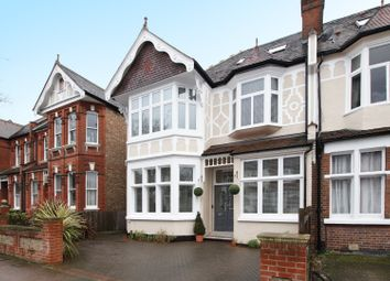 Thumbnail 7 bed semi-detached house for sale in Wolverton Gardens, Ealing Common