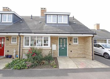 Thumbnail 2 bed terraced bungalow for sale in Charles Close, Bourne