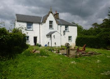 Thumbnail 4 bed detached house to rent in Dalmellington, Ayr