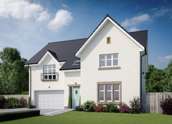 "Thumbnail 5 bed detached house for sale in ""The Moncrief"" at Dalmahoy Crescent, Balerno"