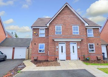 Thumbnail 3 bed semi-detached house for sale in Heathside Drive, Kings Norton