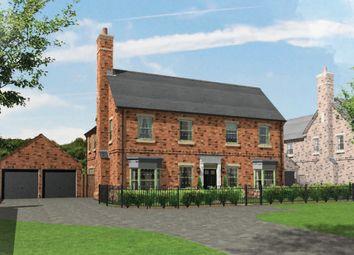 Thumbnail 5 bed detached house for sale in Plot 26, Brampton Park, Brampton