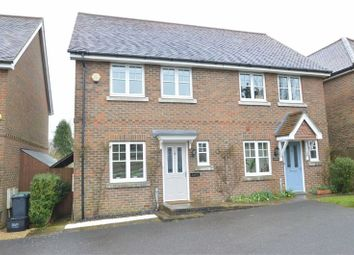 Thumbnail 2 bed semi-detached house for sale in Netherne Lane, Coulsdon
