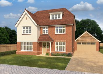Thumbnail 5 bed detached house for sale in The Maples, Ermine Street, Buntingford