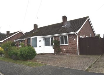 Thumbnail 3 bed bungalow to rent in Priory Crescent, Roade