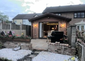 Thumbnail 2 bed cottage for sale in Station Road, Lostock Gralam, Northwich, Cheshire