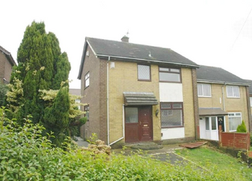 Thumbnail 2 bedroom semi-detached house for sale in Gordon Way, Heywood