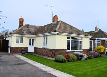 Thumbnail 2 bedroom detached bungalow for sale in St. Peters Close, West Lynn, King's Lynn
