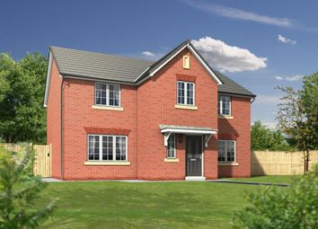 Thumbnail 4 bed detached house for sale in Moss Lane, Whittle-Le-Woods, Chorley
