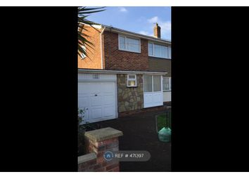 Thumbnail 3 bed detached house to rent in Surig Road, Canvey Island