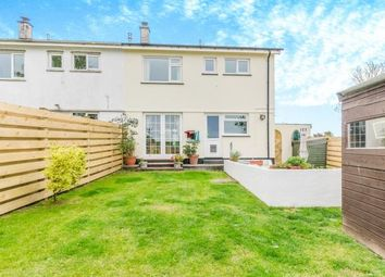 Thumbnail 4 bedroom end terrace house for sale in Goldsithney, Penzance, Cornwall