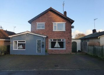 Thumbnail 4 bedroom detached house for sale in Heath Road, Lowestoft