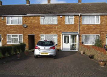 Thumbnail 3 bed terraced house for sale in Landrace Road, Luton
