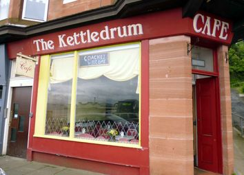 Thumbnail Restaurant/cafe for sale in The Kettledrum, 32, East Princes Street, Rothesay, Isle Of Bute