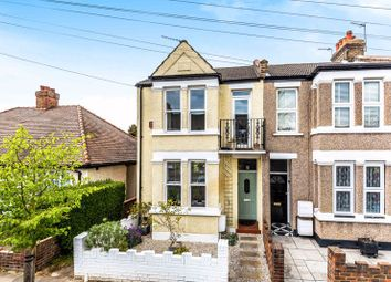 Thumbnail 3 bed end terrace house for sale in Blanmerle Road, London