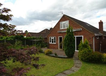 Thumbnail 4 bed bungalow to rent in Hamond Road, Hellesdon, Norwich