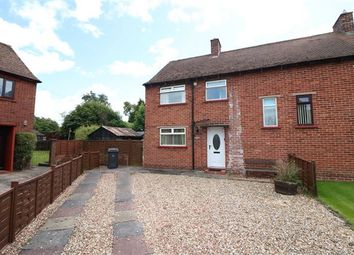 Thumbnail 3 bed semi-detached house for sale in Dukeswood Road, Longtown, Carlisle, Cumbria